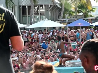 busty babe hot pool fuck party dante's key west (2019)