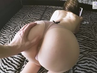 """Compilation """"My Best Doggystyle Riding"""" w Lots of Cum"""