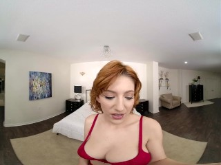 Curvy Teen Redhead Keely Rose Is Eager To Have Sex With You