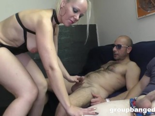 Wife Sharing Husband's Friends Cocks