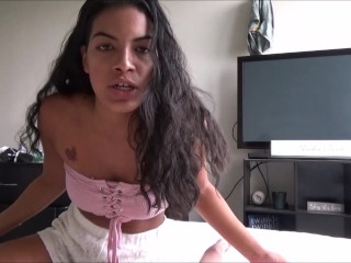 Step Brother's Introduction to Dating - Maya Farrell - Family Therapy