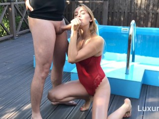 LuxuryGirl Wants My Cock And Cum All Over Her Face!