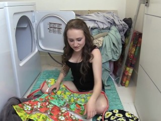 Washing Machine Masturbation