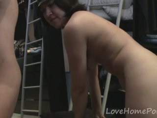 Housewife with a police hat getting drilled hard