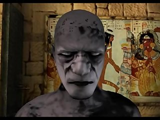 Lara Croft - Awakening Mummies