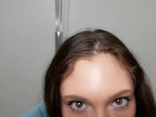 Annablossom - Beautiful Brunette Virtual POV Sex