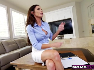 """Step Mom """"Think about step mommies titties, get that big load going"""" S14:E3"""