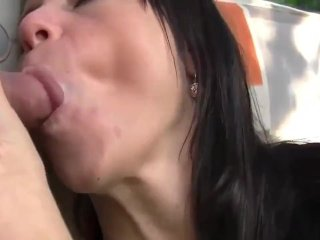 Teen Girl From Germany Ass Fucking In The Garden