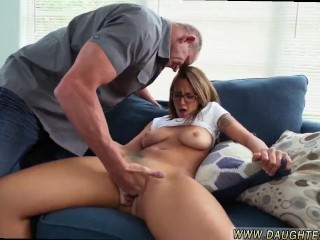 Sexy mother boss's daughter xxx step dad