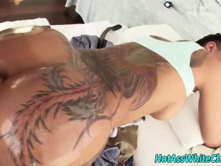 Bubble butt pov anal slut