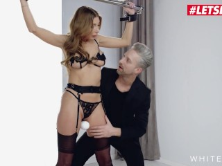 White Boxxx - Marilyn Crystal Hot Ukrainian Babe Tied Up And Fucked In Kinky BDSM Session