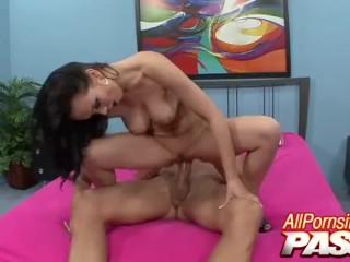 Wet And Warm Jizz On The Pussy Of Ally Style