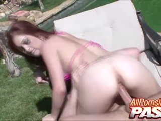 Cowgirl And Doggystyle Teen Cameron Love