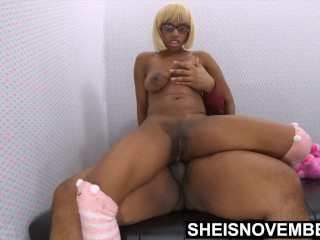 Msnovember Riding Dick With Bootyhole, POV ButtFucked By Stepdad Big Dick on Sheisnovember