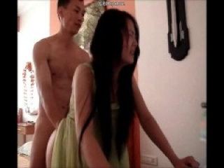 Beautiful Chinese Girl Gets Fucked Hard From Behind