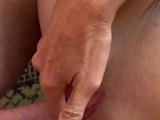 Milf squirts all over me in Hotel room