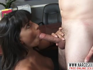 Ambiguous Not Mom Mercedes Carrera In Stockings Needs Hardcore Dick