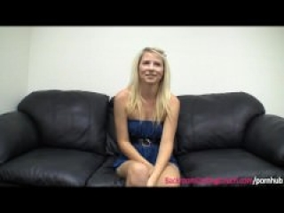 Hot Russian Teen Casting Couch - Full Video
