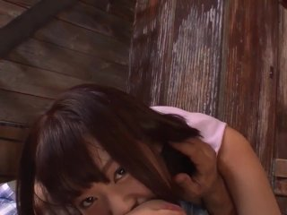 Fabulous sex scenes with Wakaba Onoue craving for jizz - More at 69avs com
